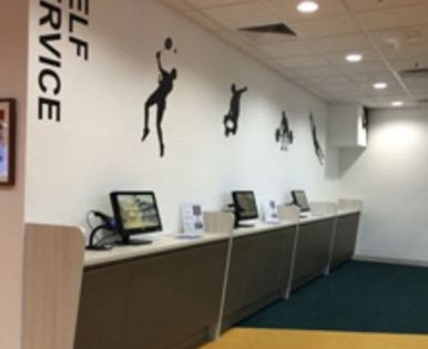 LIBRA Solution for Singapore Sports Hub Library