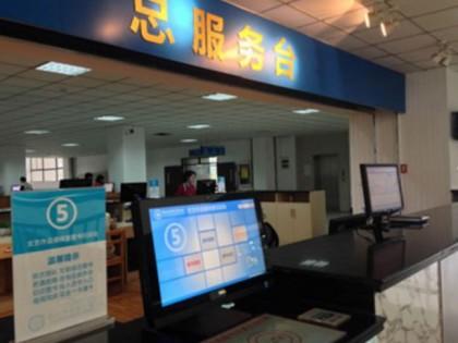 West Anhui University RFID Library