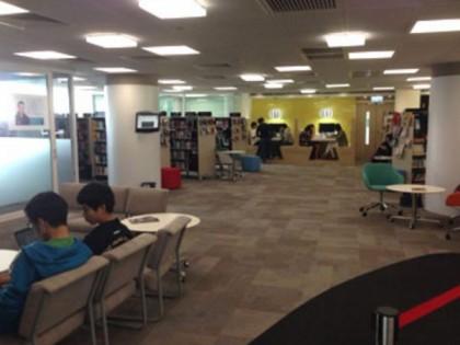西岛中学– LIBRA™ 图书馆管理系统
