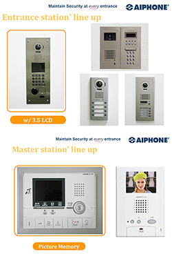 Intercom System/Video Doorphone