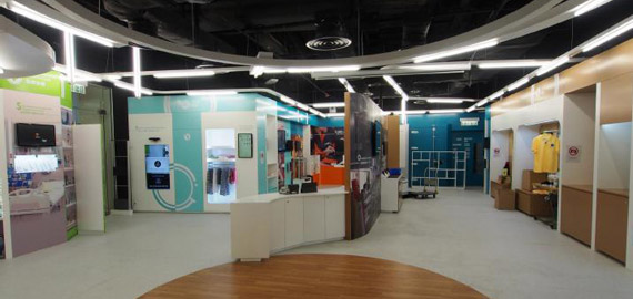 HKC's Showcase in Hong Kong Internet of Things Centre of Excellence