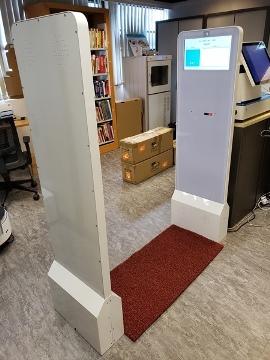 RFID EAS Gate